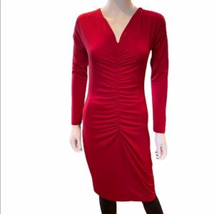 NWT- Narciso Rodriguez beautiful red dress